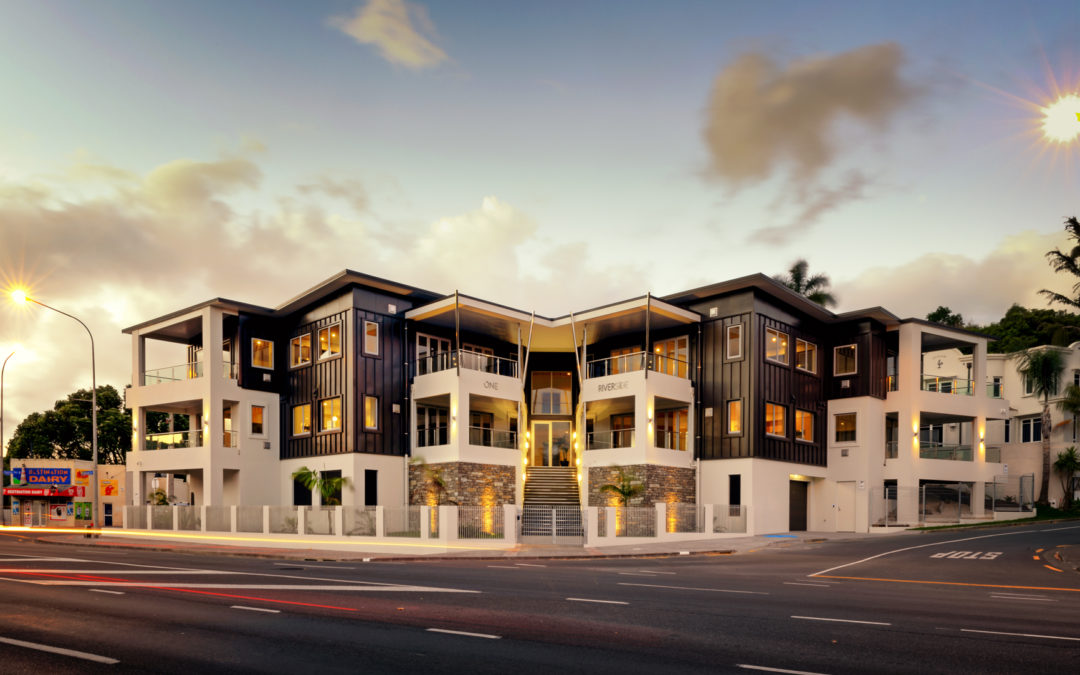 One Riverside Apartments